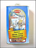 MADAL BAL - Sirop Vital - Bidon métallique de 500 ml