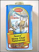 MADAL BAL - Sirop Vital - Bidon métallique de 1000 ml